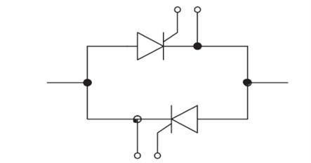 SCR Power Controller Modern Design