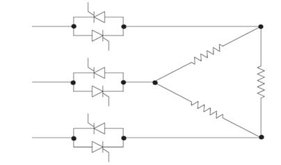 Three-Phase SCR